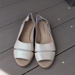 Kelli's Dagger sandals/ flats
